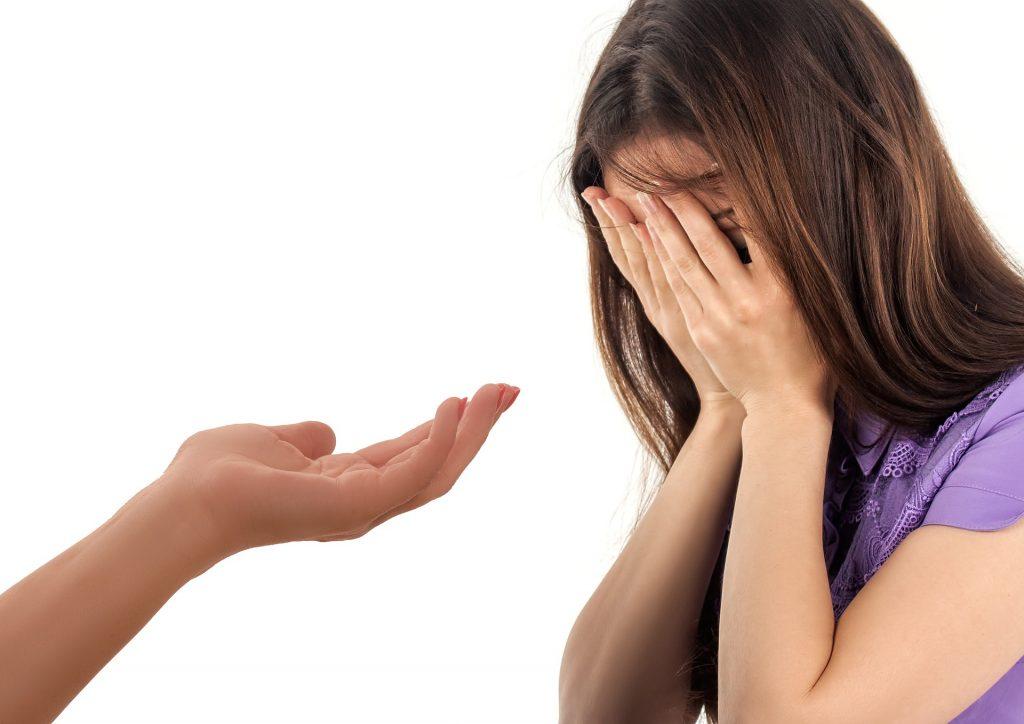 emotionele blokkades verdriet angst