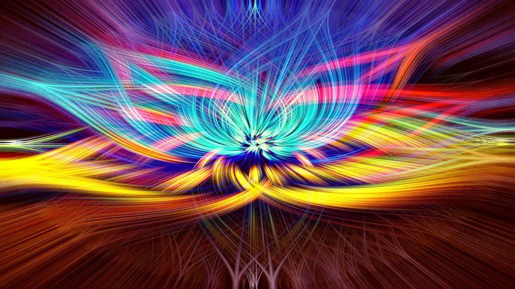 spiritueel kleuren