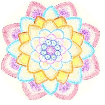 Mandala creatief