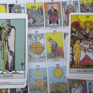 cursus tarot kaarten