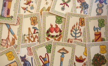 Orakel van Belline kaarten