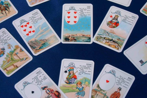 kaartleggen west vlaanderen lenormand kaarten