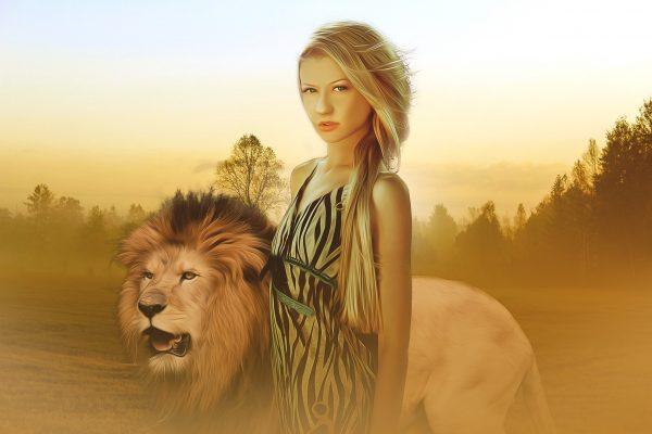 leeuw kracht
